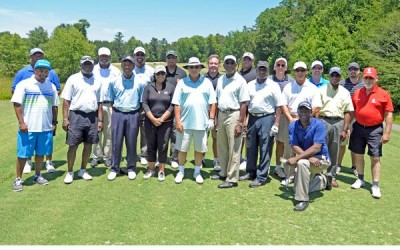 Scott Mentorship Golf Tournament Benefits Fairways for Warriors
